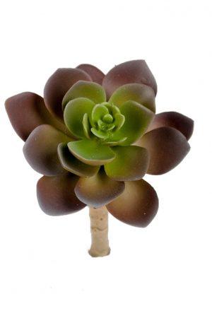 SUCCULENT SNITT | En konstgjord växt som är hållbar och ser äkta ut. Konstgjord succulent snitt