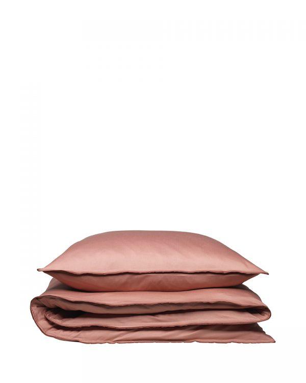 BÄDDSET - ROST   100% BOMMUL   Exklusiva sängkläder och påslakan.