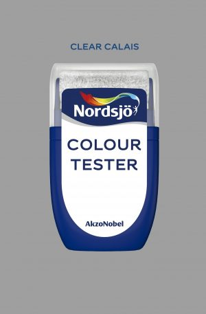 NORDSJÖ FÄRGTEST - Clear Calais Nordsjö Colour Tester