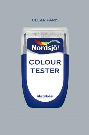 NORDSJÖ FÄRGTEST - Clear Paris Nordsjö Colour Tester