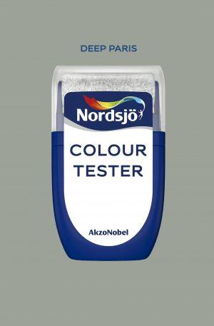 NORDSJÖ FÄRGTESTER - Deep Paris Nordsjö Colour Tester