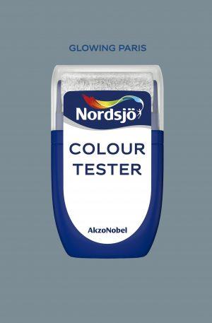 NORDSJÖ FÄRGTEST - Glowing Paris Nordsjö Colour Tester