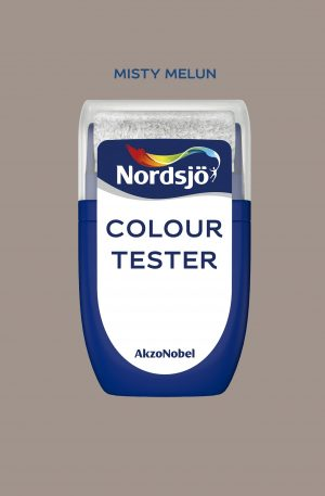 NORDSJÖ FÄRGTEST - Misty Melun Nordsjö Colour Tester