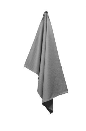 KÖKSHANDDUK - LJUSGRÅ | 100% BOMMUL | En fin handduk till köket