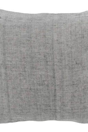LINNEKUDDE SILVER | 100% linne i en vacker silvergrå nyans