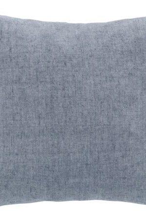 LINNEKUDDE - FLINT | 100% linne i en vacker grå nyans