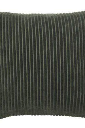 SKÖN RANDIG | ARMY Fin kudde och är Oeko-Tex®-certifierad