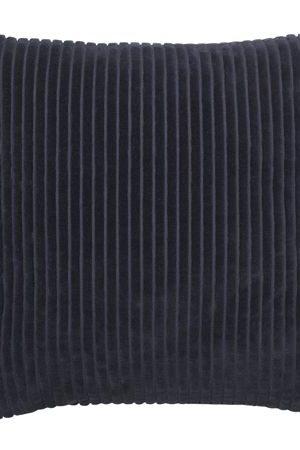 SKÖN RANDIG | ROYAL BLUE | Fin kudde och är Oeko-Tex®-certifierad.