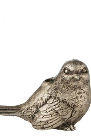 LJUSSTAKE FÅGEL | Vacker fågel både för dekoration och ljusstake